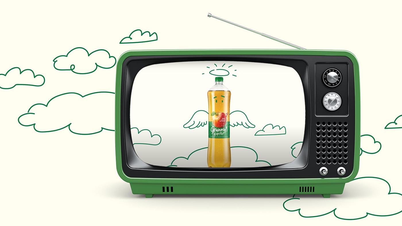 TV Kampagne Grannys